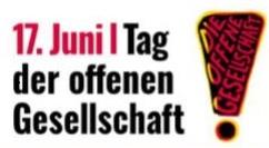 17. Juni, 15:00 oder 17:00 - Tag der offenen Gesellschaft im Gemeinschaftsgarten Vilich-Müldorf