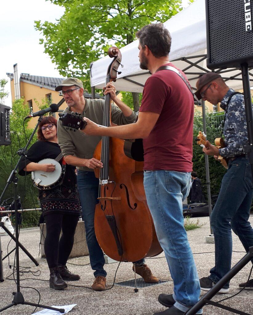 """""""Musik für die Stadt"""" bei Amaryllis"""