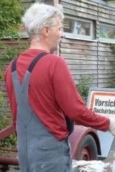"""Unser """"Gaubenkoordinator"""" Roland"""